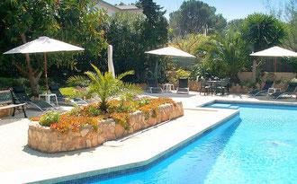 Ferienwohnungen Mallorca, CASA MONICA, Pool