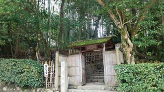 浦上玉堂も訪れた詩仙堂(京都市)