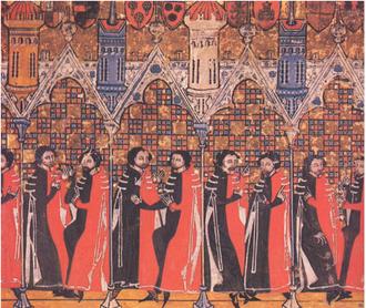 Capitouls de Toulouse (XIVe siècle)
