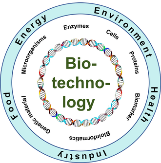 Die Querschnittstechnologie Biotechnik