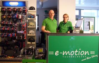 e-Bike Experten e-motion e-Bike Shop München Süd