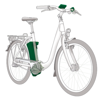 Impulse e-Bike Antrieb