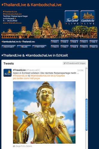 #ThailandLive & #KambodschaLive Medienpartner