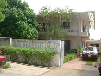 DED-Gästehaus in Cotonou