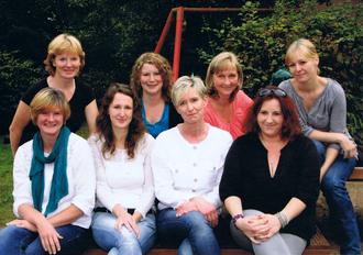 Team Kindergarten Wichtelburg