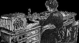Dorothea Emilie von Gatow - Journalistin
