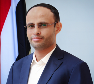 President of Yemen's Supreme Political Council, Mahdi Mohammed al-Mashat