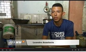 ZDF-Reportage über Dito Escolinha