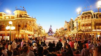 Busreise Disneyland 2 Tage