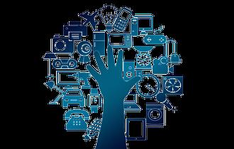 Im Haushalt wird die Gerätevernetzung ein zentrales Thema in den nächsten Jahren (Symbolbild; Foto: pixabay.com / geralt)