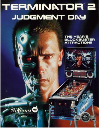 """Terminator 2"" von Williams"