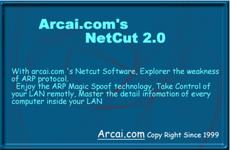 Netcut  Windows 7