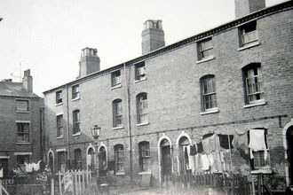 Benacre Street - photograph courtesy of Janey on Old Birmingham Pictures reusable under Creative Commons licence.