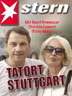 Tatort Stuttgart mit Richy Müller