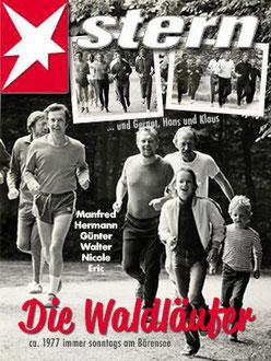 1976 Waldläufer am Bärensee