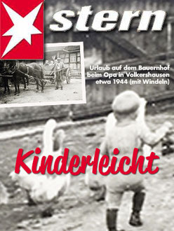 Gänsejagen - kinderleicht (1944 in Volkershausen)