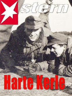 Rainer und Martin bei der Bundeswehr
