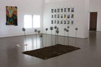 Kunsthaus, Hamburg, 2016 Gruppenausstellung 'Danke,wir brauchen nichts' , Werk: o.T.                        Foto:Sina Brüggemann