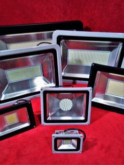 LED Strahler 10 - 1000 Watt
