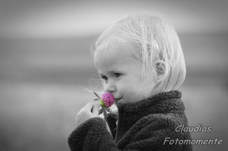 """Die Tochter meiner """"Pferdefreundin"""" :)"""