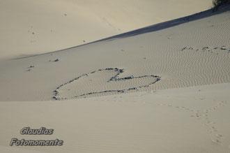 Die Dünen von Maspalomas...