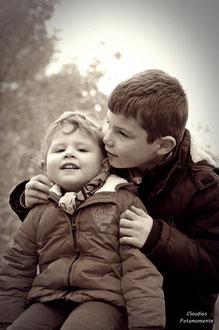 SIE und ihr lieber Bruder....