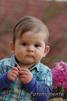 Mein kleiner Star...hier mit 8 Monaten...