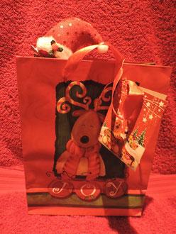 """Auch im """"Stübchen"""" war der Weihnachtsmann! :-)"""