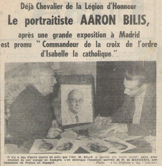 La Dépèche 7 Août 1960