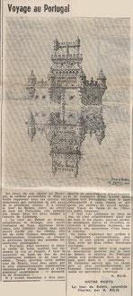 La Dépèche 29 Août 1970