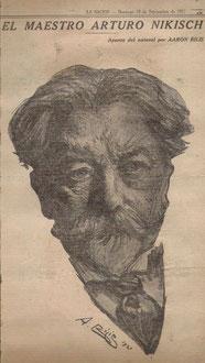 La Nacion, Argentine 18 septembre 1921