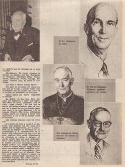 ABC sevilla page2, Espagne 7 avril 1970