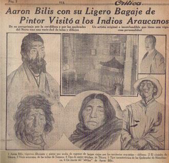Critica, Argentine 3 mars 1926