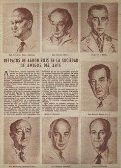 ABC Madrid, Espagne  3 décembre 1959
