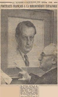 Le Figaro 14-15 Février 1959