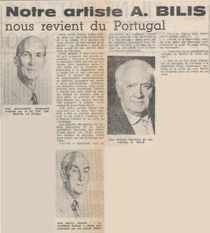 La Dépèche 17 Août 1970