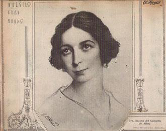El Hogar, Argentine 9 mai 1923