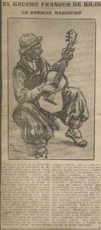 La Razon, Argentine 13 avril 1926