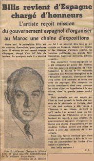Le Dauphiné Libéré 9 janvier 1960