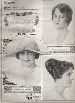 El Hogar, Argentine 23 mars 1917