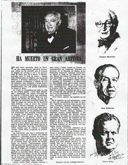 ABC Sevilla, Espagne 14 jullet 1971