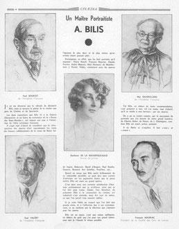 Cinaedia janvier  page1 1933