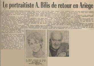 La Dépèche 15 Août 1968