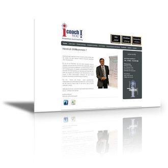 Auftraggeber: Berater: Unsere Leistungen: Webdesign, Layout, Texte, Bilder, Rechtsprüfung, Webbetreuung