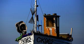 UK - 'Wheelhouse #1 (West Mersea)