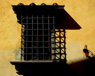 Tuscany - 'Behind Bars'
