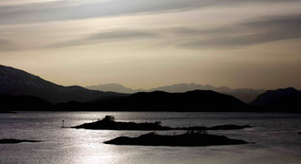 Norway - 'Sleeping Islands'