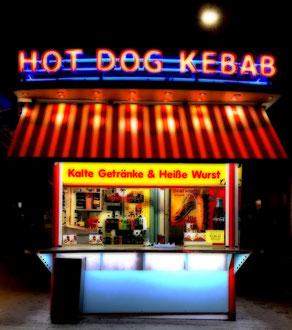 Vienna - 'Hot Dog!'