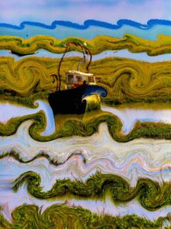 UK - 'Wobbly Boat'