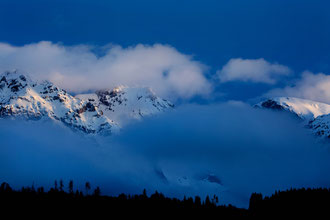 'Head in the Clouds' - Schladming
